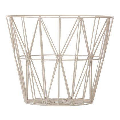 Ferm Living Wire Large Basket