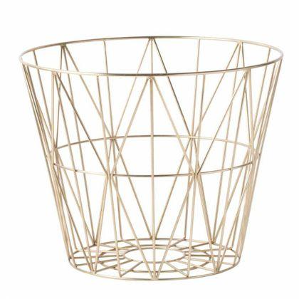 Ferm Living Wire Medium Basket