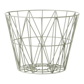 Ferm Living Wire Medium Basket