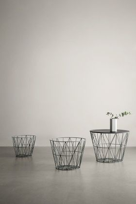 Ferm Living Wire Small Basket