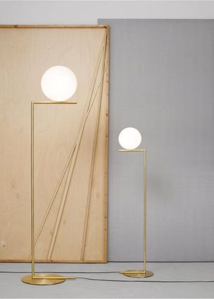 Flos Ic Light F2 Vloerlamp