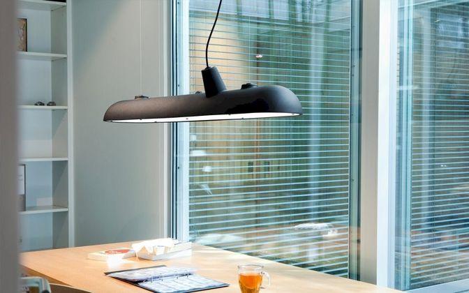 Functionals Luftshiff Hanglamp