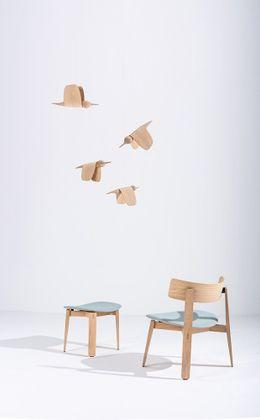 Gazzda Tica Wooden Object