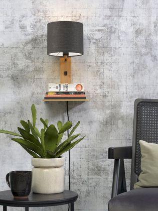 Good&Mojo Andes Natural Wandlamp