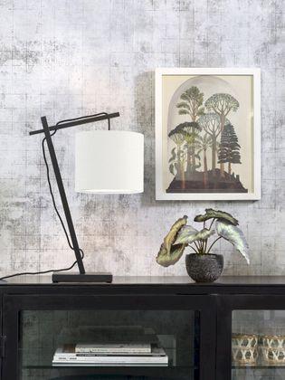 Good&Mojo Andes Zwart Tafellamp