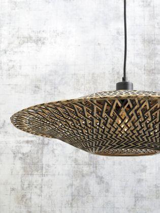 Good&Mojo Bali Black Vloerlamp