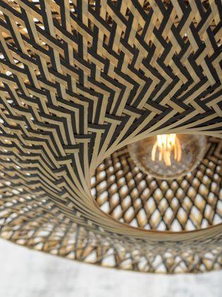Good&Mojo Bali L Vloerlamp