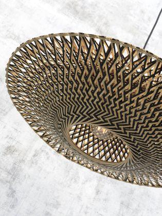 Good&Mojo Bali Natural Vloerlamp