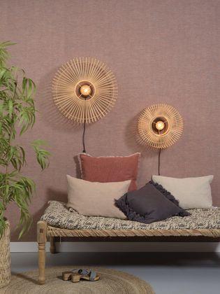 Good&Mojo Bromo Bamboo Wandlamp
