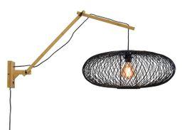 Good&Mojo Cango L Natural Wandlamp
