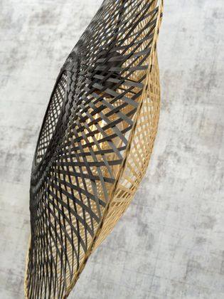 Good&Mojo Kalimantan Bamboo Hanglamp