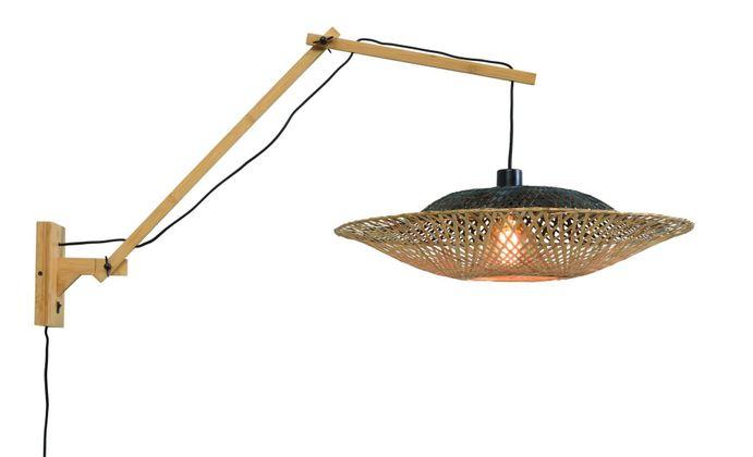 Good&Mojo Kalimantan Large Wandlamp