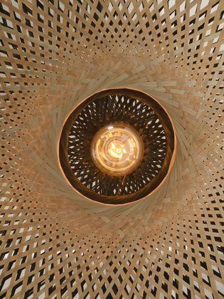 Good&Mojo Kalimantan Plafondlamp