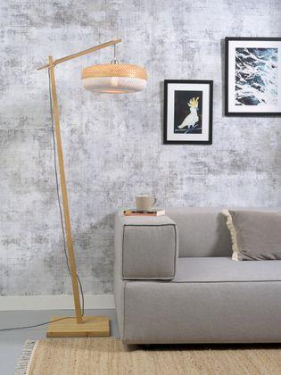 Good&Mojo Palawan Natural Vloerlamp