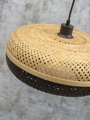 Good&Mojo Palawan S Natural Wandlamp