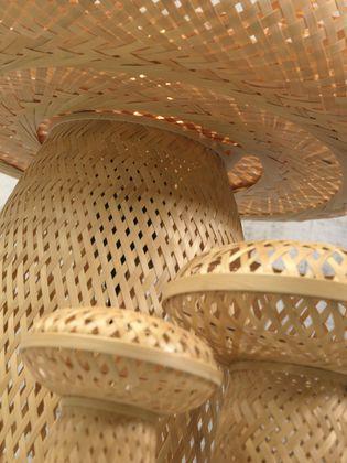 Good&Mojo Palawan set van 3 Tafellamp