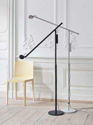HAY Fifty-fifty Vloerlamp
