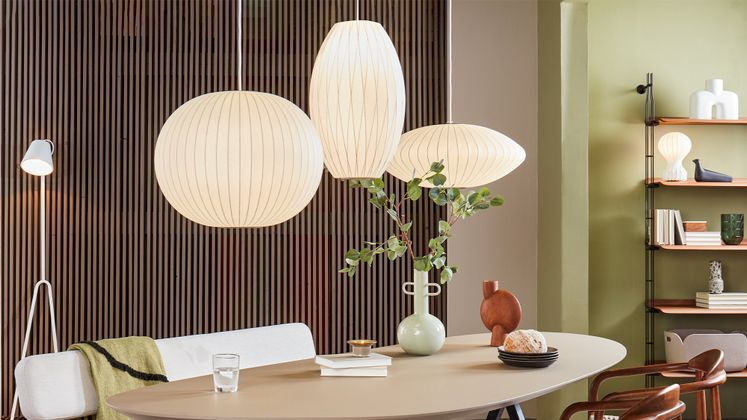 HAY Nelson Saucer Bubble Hanglamp