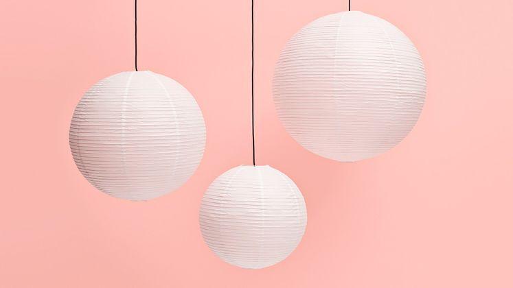 HAY Rice Paper Hanglamp