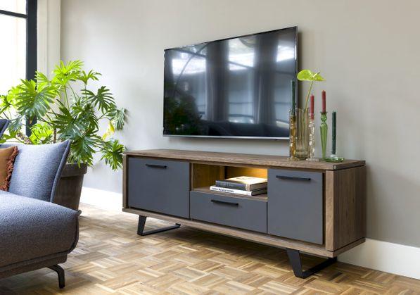 Henders en Hazel Cubo Tv-meubel