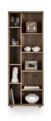 Henders en Hazel Santorini 10-niches Boekenkast