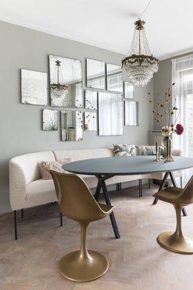 HKliving Antique Spiegel