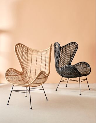 HKliving Egg Chair Fauteuil