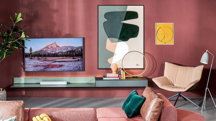 HKliving Framed Wanddecoratie