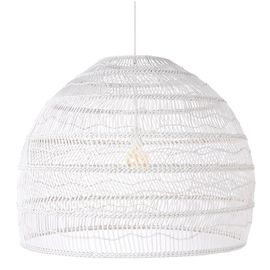 HKliving Wicker Hanglamp