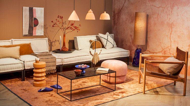 Household Hardware Lounge Rugkussen
