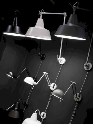 It's about RoMi Chicago Wandlamp