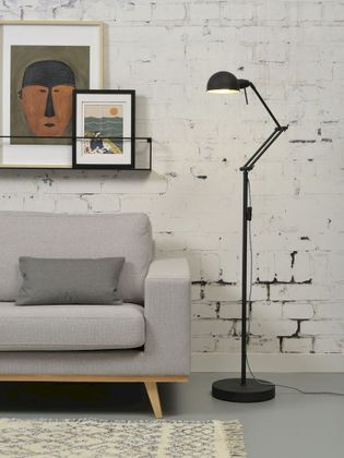 It's about RoMi Glasgow Vloerlamp