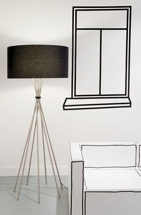 It's about RoMi Lima XL Vloerlamp