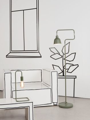 It's about RoMi London Vloerlamp