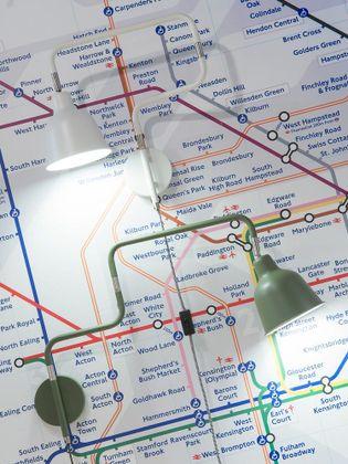 It's about RoMi London Wandlamp