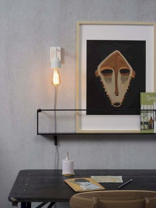 It's about RoMi Madrid Wandlamp