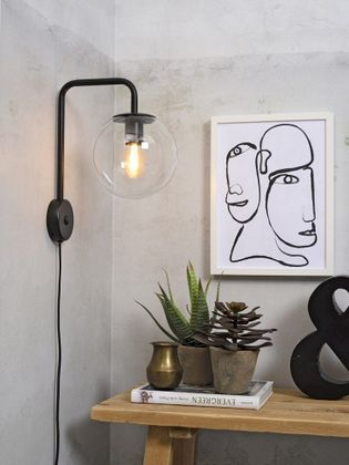 It's about RoMi Warsaw Wandlamp