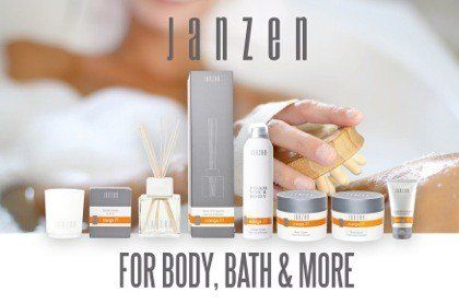 Janzen Blue 33 Body Scrub