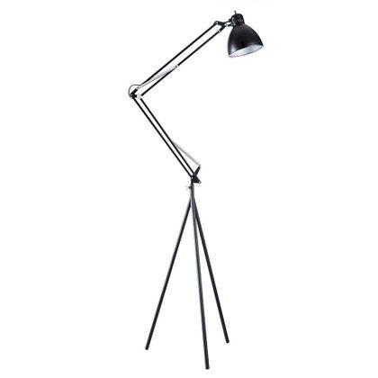 Moebe Stand Zwart Vloerlamp