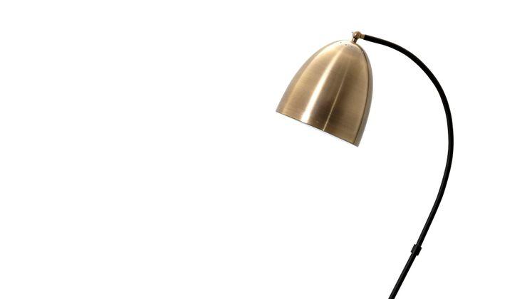 Montèl Swan Vloerlamp