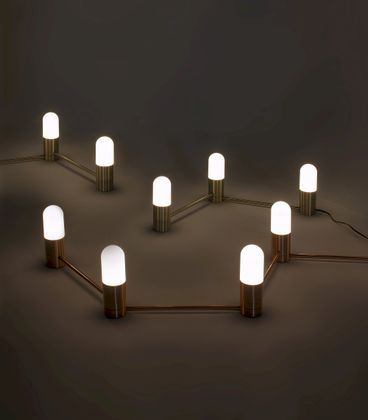 Movani Stellar 3-lichts Tafellamp