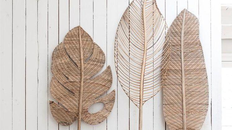 Must Living Banana Leaf Decoratie