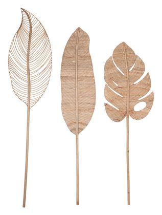 Must Living Mango Leaf Decoratie