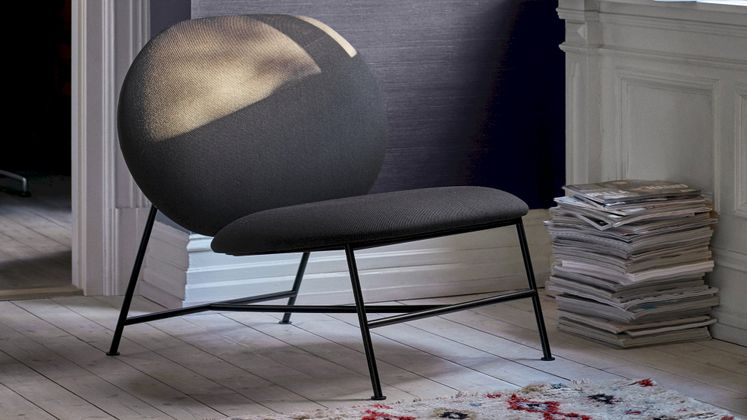 Northern Oblong Reflect Fauteuil