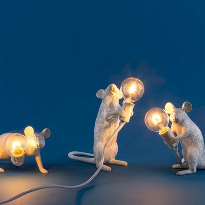 Seletti Mouse Tafellamp