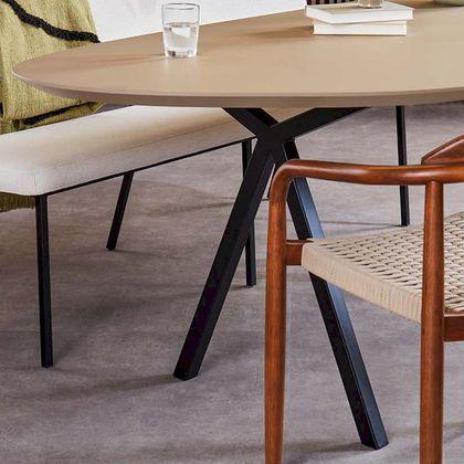 Studio HENK Blob Slim X-type Eettafel