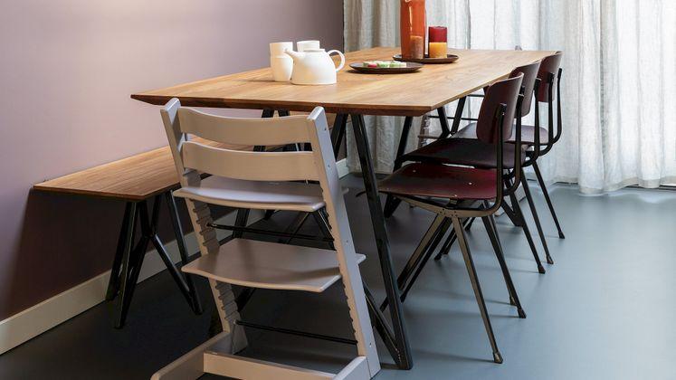 Studio HENK Butterfly Eetkamerbank