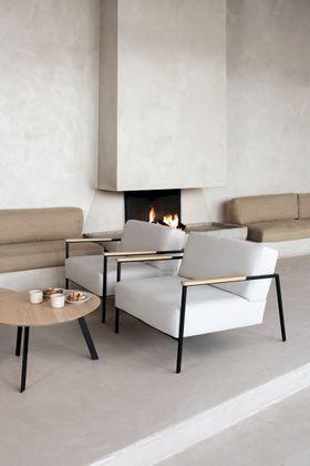 Studio HENK Co Lounge Fauteuil