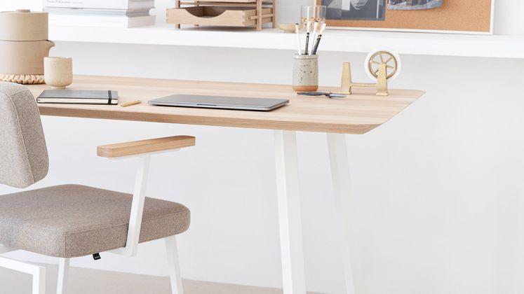 Studio HENK New Classic White Eettafel