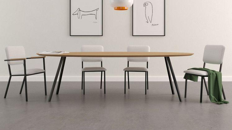 Studio HENK Slim Co Eettafel